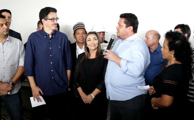Em Santana, ministro da Cultura fala em R$ 6 milhões para o teatro da cidade