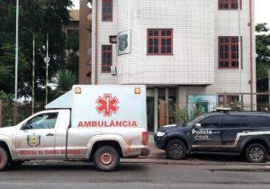 Homem morre após ser baleado na perna em confronto com a polícia