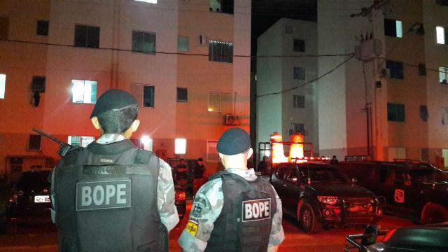 Quinto envolvido na morte de policial civil morre em confronto com a Rotam