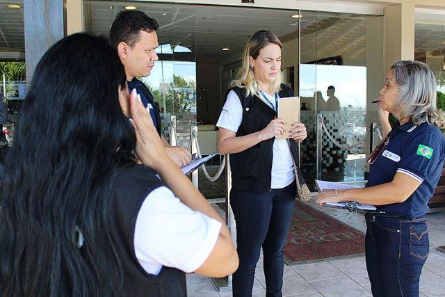 Ministério do Turismo fiscaliza hotéis e pousadas de Macapá