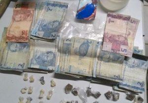 Operação prende 5 por tráfico em Tartarugalzinho