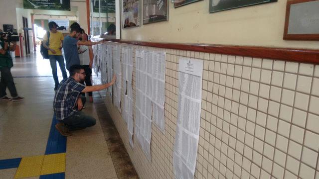 Divulgado listão dos aprovados no vestibular da Ueap