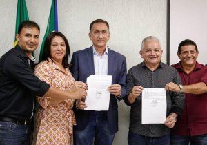 Dos 16 prefeitos, 13 anunciam apoio a Waldez