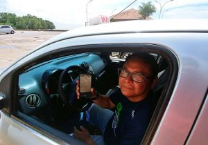 Yetgo: taxistas e mototaxistas aderem ao aplicativo de transporte de passageiros