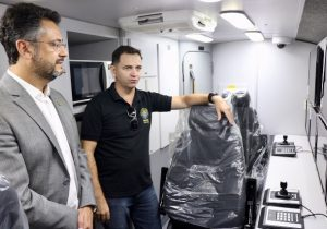 Macapá terá unidade móvel em ações de combate às drogas