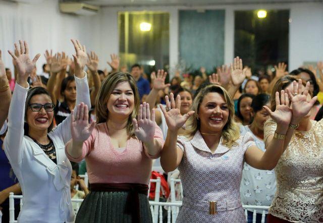 Partido com o maior número de mulheres, PRB lança pré-candidaturas