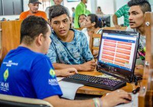 Amapá Jovem abre inscrições para monitores e oferta bolsas de R$ 400