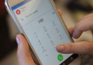 Telefones com operadoras Vivo e Tim não estão fazendo ligações para o 190