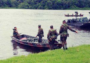 Guerrilha: Exército não tem plano para procurar supostos corpos no AP