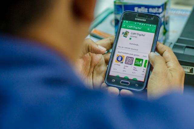 CNH Digital é lançada no Amapá