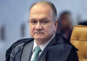 Fachin diz que processos de transposição estão cem por cento válidos até julgamento
