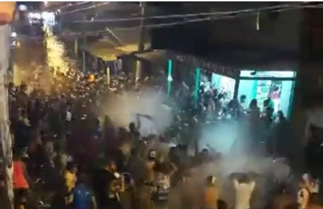 Justiça decide proibir festas e consumo de álcool em Laranjal do Jari