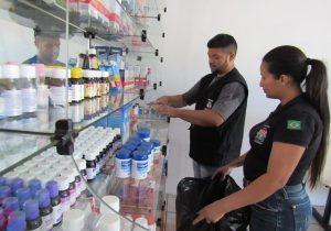 Duas farmácias são interditadas em Macapá