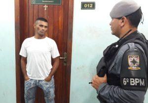 Polícia prende foragido do PI que trabalhava como padeiro
