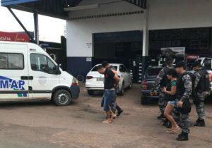 Bandido que fazia refém no Centro da cidade se entrega à polícia