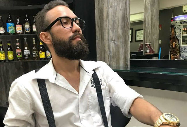 É grave estado de saúde do barbeiro baleado durante fuga de assaltantes
