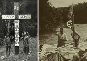 """Os nazistas queriam criar uma """"Guiana Alemã"""" no Amapá"""