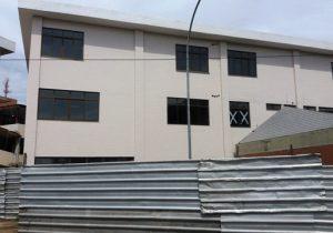 Obras de dois dos principais hospitais de Macapá estão paradas