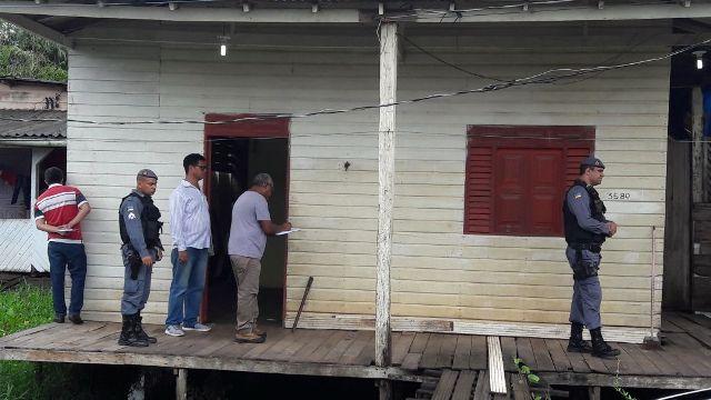 Homem é encontrado morto no Santa Rita