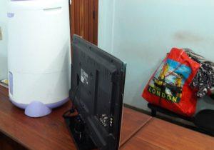 Filho daria de presente à mãe máquina secadora furtada