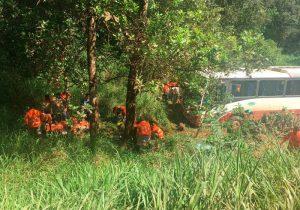 Vítima de acidente na BR-210 passará por mais de uma cirurgia