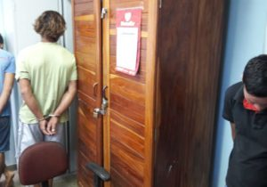 Seis são presos em operação da Polícia Civil