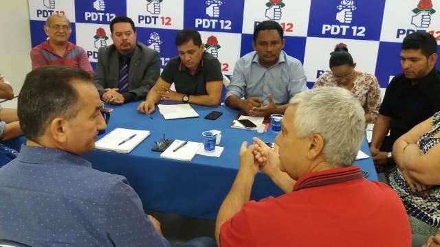 Para eleger deputados, é melhor para o PT chapa com PDT, diz Nogueira