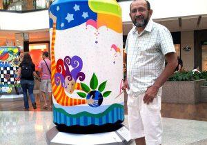 A arte é uma commoditie, ensina Ralfe Braga