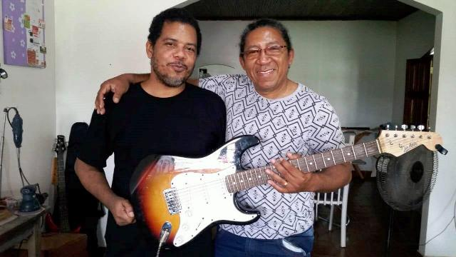 Zé Miguel consegue recuperar guitarra roubada