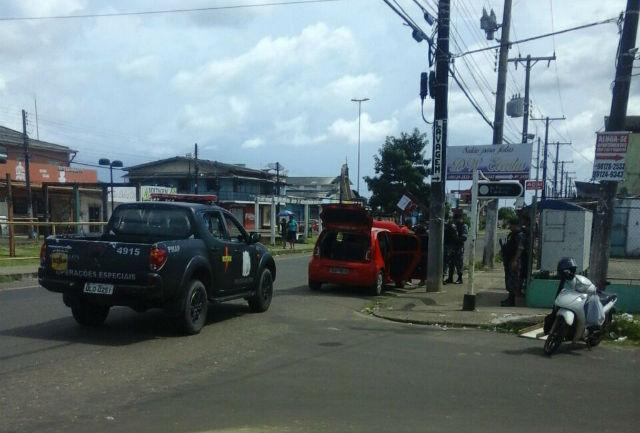 Homem é preso em Macapá com carro roubado no PA