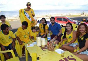 Para torcedores, vitória alimenta ainda mais o sonho pelo título brasileiro
