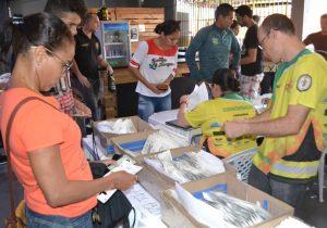 Corrida do Fogo: entrega de kits acontece até sexta-feira