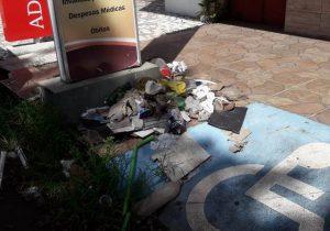 Loja de grife é notificada no Centro de Macapá