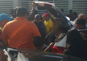 Adolescentes são espancados após tentarem assaltar ônibus