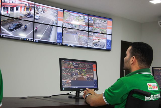 Fiscalização por câmeras começará a autuar motoristas na segunda, 11