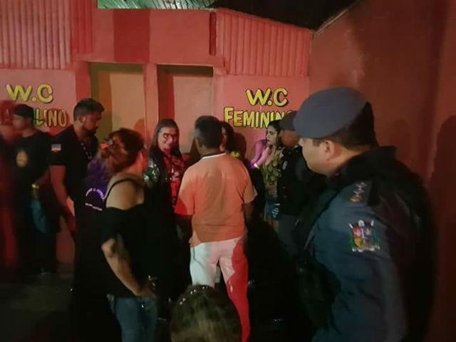 Doze bares e boates são notificados durante operação em Oiapoque