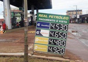 Desconto no valor do diesel só deve chegar ao Amapá na próxima semana