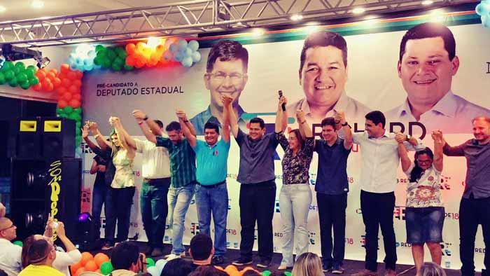 Em Santana, partidos se unem para lançar Richard Madureira