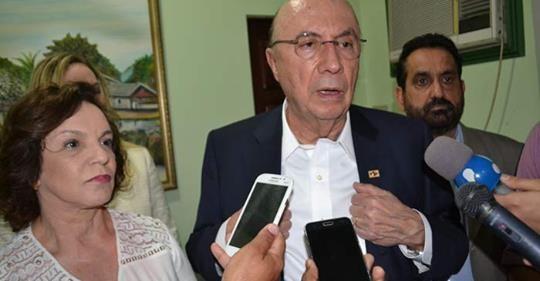 Meirelles desconversa sobre Gilvam, mas mostra inclinação por Fátima