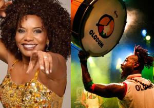 Virada Afro terá Margarete Menezes e Olodum