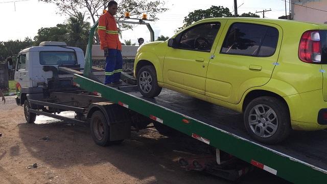 Fiscalização intensifica cerco às lotações nos balneários de Macapá