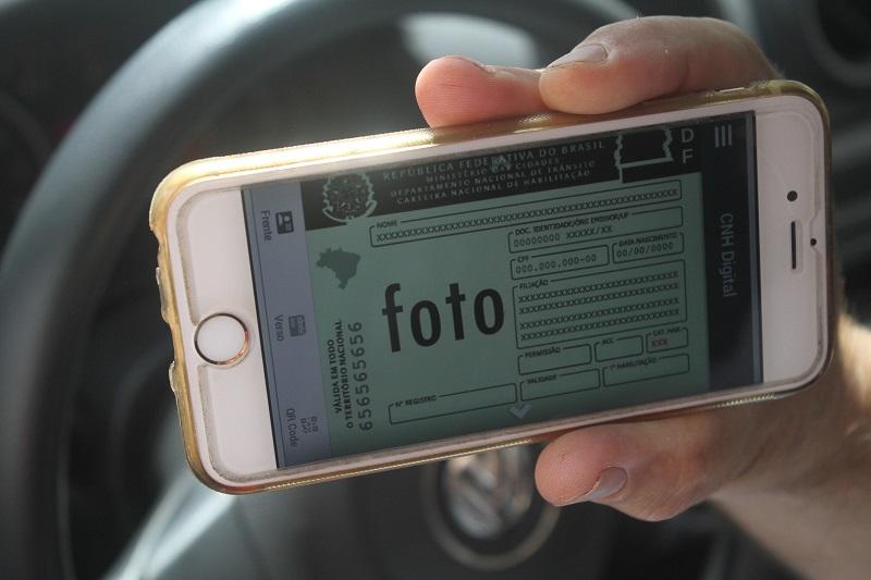 Amapaenses já usam a CNH digital. Saiba como ter a sua