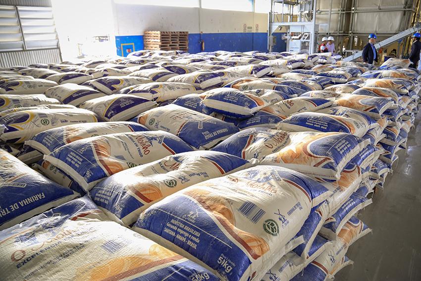 Empresa de moagem de trigo quer quadruplicar produção no Amapá
