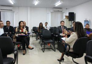 Reunião alinha investigações a crimes eleitorais