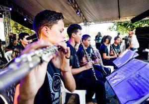Festival de Música leva concertos ao Teatro das Bacabeiras