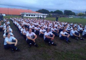 Novos soldados passam por adaptação para ingresso na PM