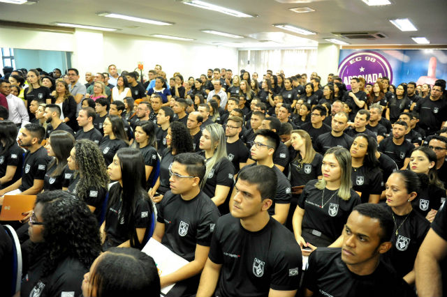 Quase 200 candidatos iniciam formação para cargos na Polícia Civil