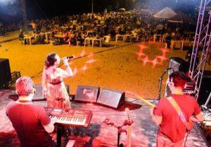 Música amapaense e exposições marcam abertura do Estação Lunar