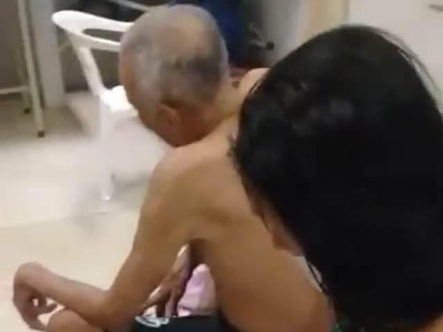 Maca supostamente furtada de idoso no HE é do Samu, diz diretor