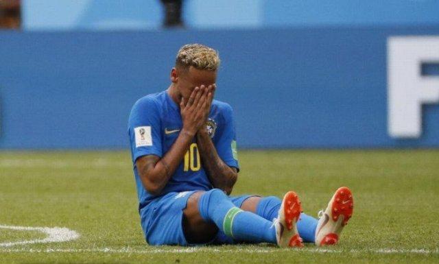 """O perdão """"sintético"""" de Neymar"""
